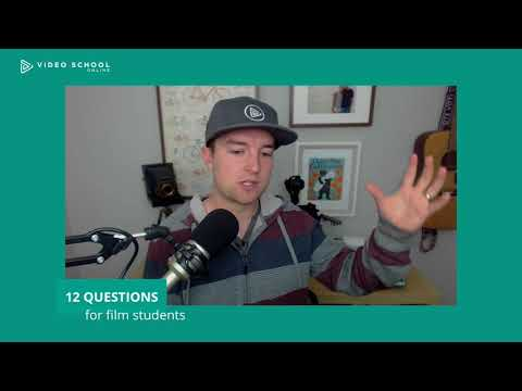 A Film Student Asks Phil 12 Career Questions