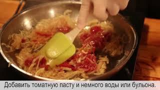 видео Русская наваристая солянка