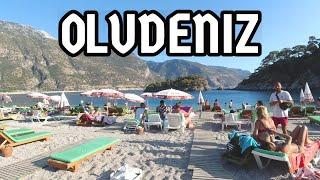 One Day in OLUDENIZ, TURKEY | Tourist Heaven or Hell?