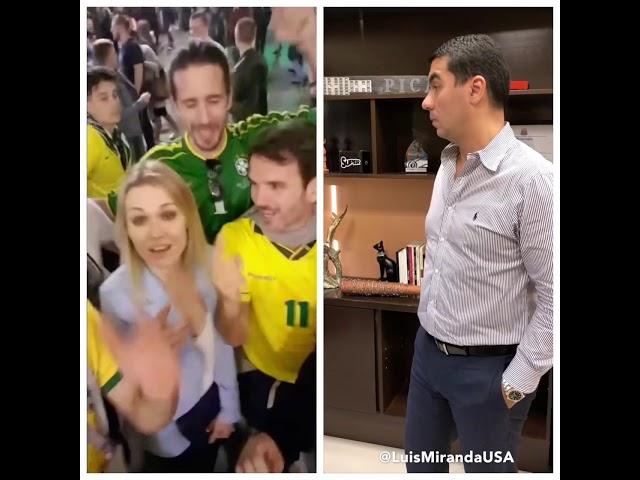 Quando te olharem torto mundo a fora por você ser brasileiro, lembre desses caras!!!