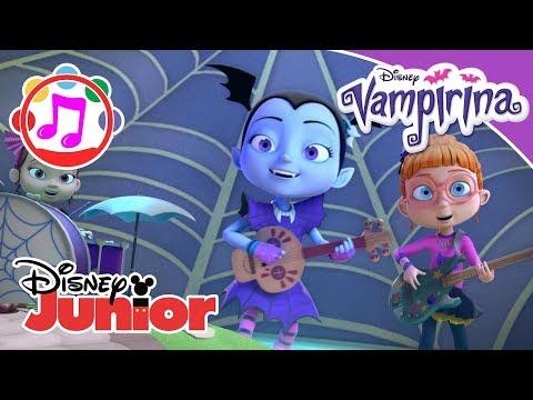 Vampirina ♫ Ghoul Girls - Wir sind zurück ♫ | Disney Junior Musik