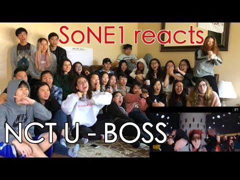 NCT U (엔시티 유) - BOSS M/V Reaction By SoNE1