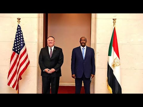 US Removes Sudan From 'state Sponsors Of Terrorism' List
