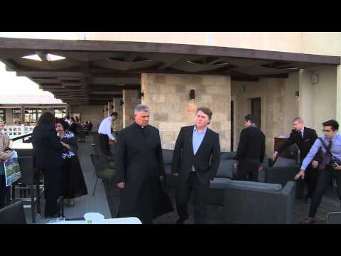 Report From The Notre Dame Center In Jerusalem - Where The Pope Will Be Accomodated