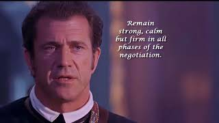 The Patriot: Negotiation