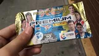 OPENING! #17 | 1 sobre PREMIUM de Adrenalyn XL - Liga BBVA 2014-15