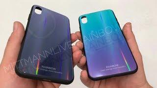 MITTMANNLIVE iPhone X : iPhone XS : iPhone XS Max RAINBOW CASE
