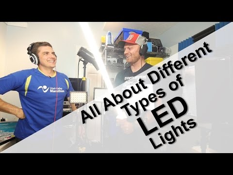 All about LED Lights