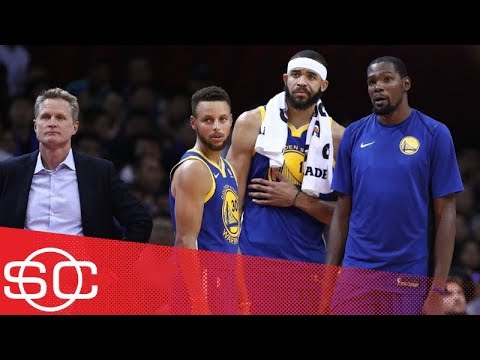 Warriors facing unfamiliar turmoil on road to NBA Finals | SportsCenter | ESPN