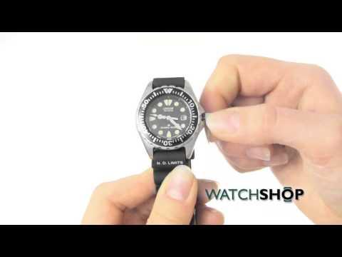 Citizen Ladies' Divers Eco-Drive Watch(EP6000-07H)