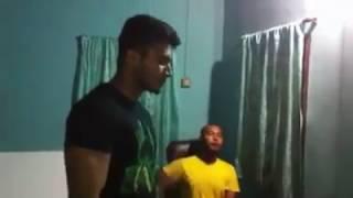 Bangla freestyle  rap by Pollob Bhai,NBN