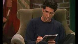 Melhores Cenas Best of Friends 15: Unagi de Ross