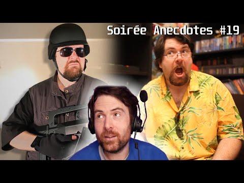 Soirée anecdotes - Best-of #19 (Les simulations - Anti Terror Force)
