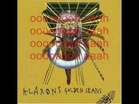 Клип The Klaxons - Golden Skans