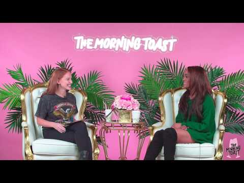 The Morning Toast with Rachel Lindsay, Thursday, October 25th,  2018