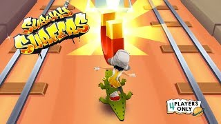 Subway Surfers | Super Pack Opening w/ ALEX & CROC BOARD, CAIRO #10 World Tour 2018 By Kiloo