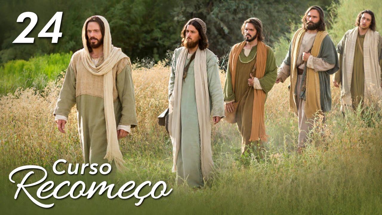 Como ser um discípulo de Jesus - #24 Curso Recomeço
