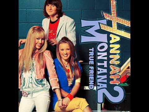 Hannah Montana Meet Miley Cyrus - True Friend [HQ]