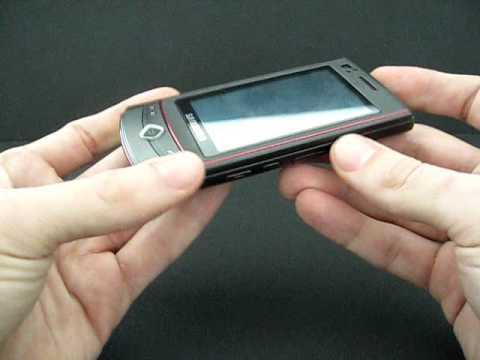Samsung S8300 Ultra Touch - obudowa - GSMonline.pl
