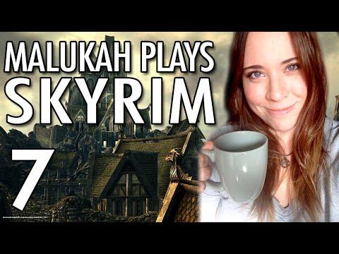 Malukah Plays Skyrim - Ep. 7: Fall Out Farkas