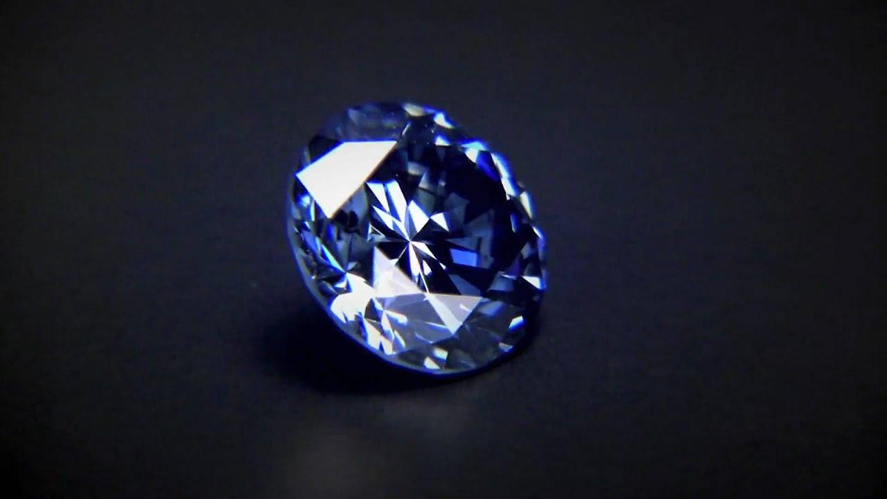 Blue Diamond Loose Gem