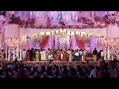 Ramoji Film City Owner Ramoji Rao Grand Daughter Marriage    Life Andhra Tv