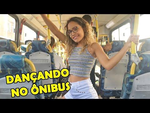 DANÇA NO ÔNIBUS! - PERGUNTE À RAFA! #30