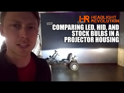 Best h11 led bulb for projector headlight