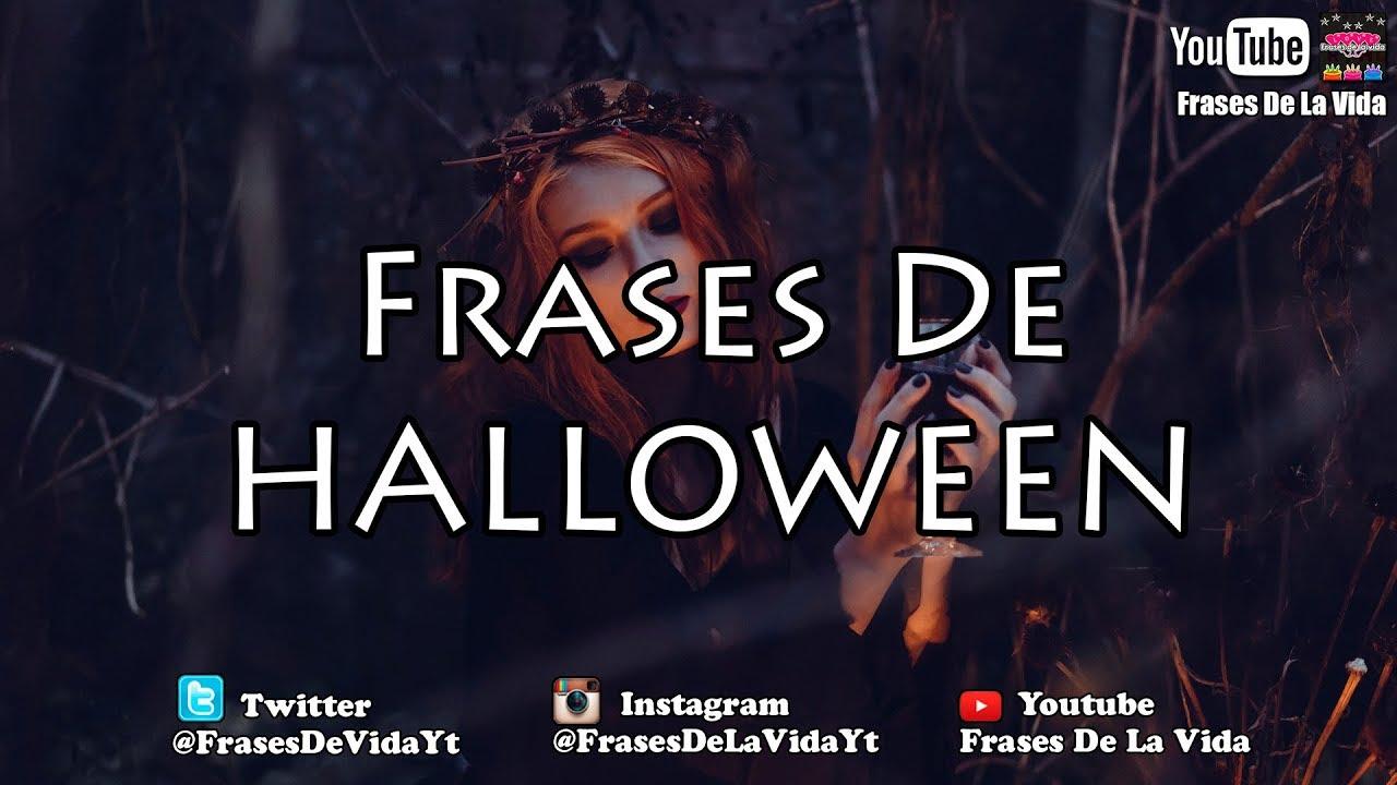 Frases De Halloween Divertidas Las Mejores Frases De Halloween