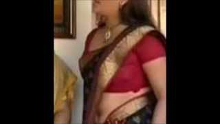 Babitha-malayalam-serial-actress hot sexy in serial shooting