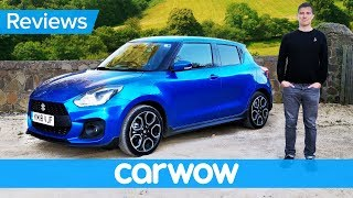 New Suzuki Swift Sport 2019 review - see why it's the most fun you can have on a budget