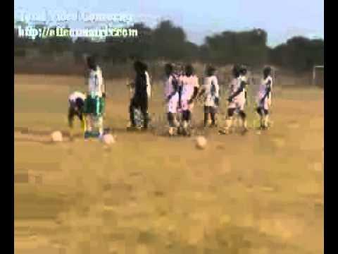 warm up osfa football academy Nigeria, Africa, where talents lives with us.mp4