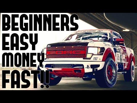 How BEGINNERS Can Earn Money FAST on GT SPORT!!