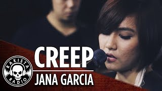 Creep (Radiohead Cover) by Jana Garcia | Rakista Live EP06
