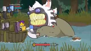 Castle Crashers ~ All Bosses