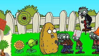 Best 15 Dhannu's PLANTS vs ZOMBIES - Episode 1,2,3,4,5..11,12,13,14,15 - PVZ ANIMATION!