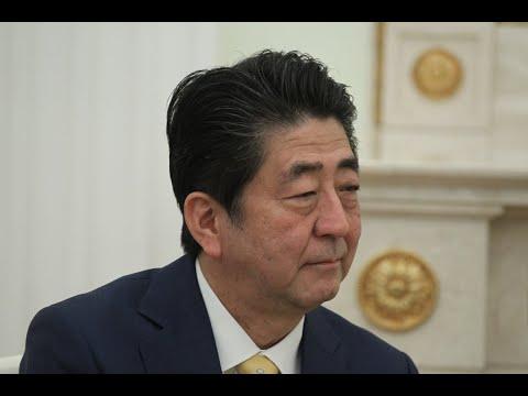 شينزو آبي يرشح ترامب لجائزة نوبل للسلام