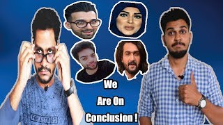 What's Indian think About Ducky Bhai Fight To Sham Idrees & Froggy