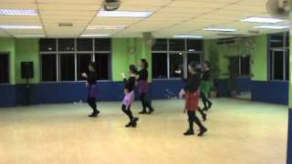 Gambar cover ARENA RAMBONG - LINE DANCE