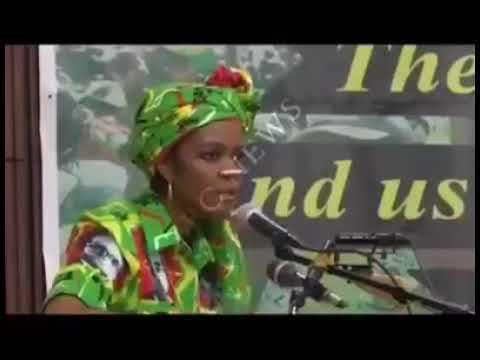 Grace Mugabe's most memorable speeches