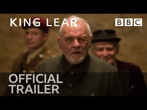 King Lear: Anthony Hopkins, con 80 años, sigue igual de activo