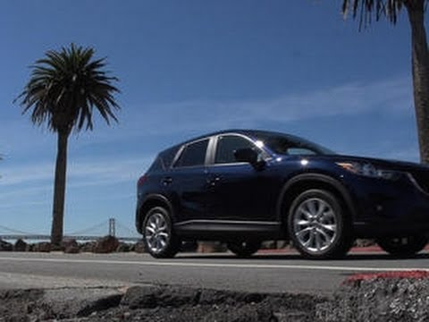 Car Tech - 2015 Mazda CX-5 Grand Touring FWD