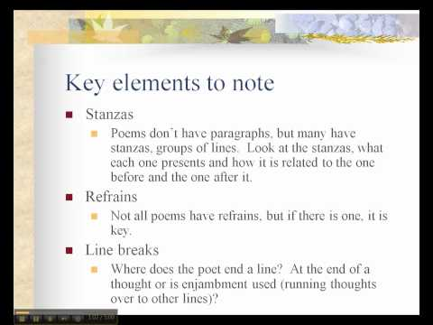 poetry analysis literary techniques diction and Use the guidelines below to learn how to read a poem and if you are reading poetry written before center workshop entitled intro to literary analysis.