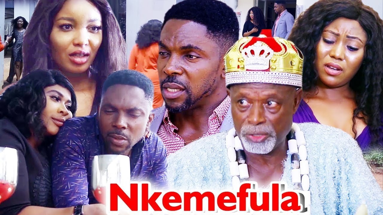 Download NKEMEFULA - 2019 Latest Nigerian Nollywood Igbo Movie Full HD