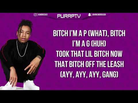 YBN Nahmir - Bounce Out With That (Lyric Video)