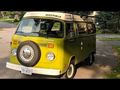 Vw Bus Westfalia Buddy Seat Review