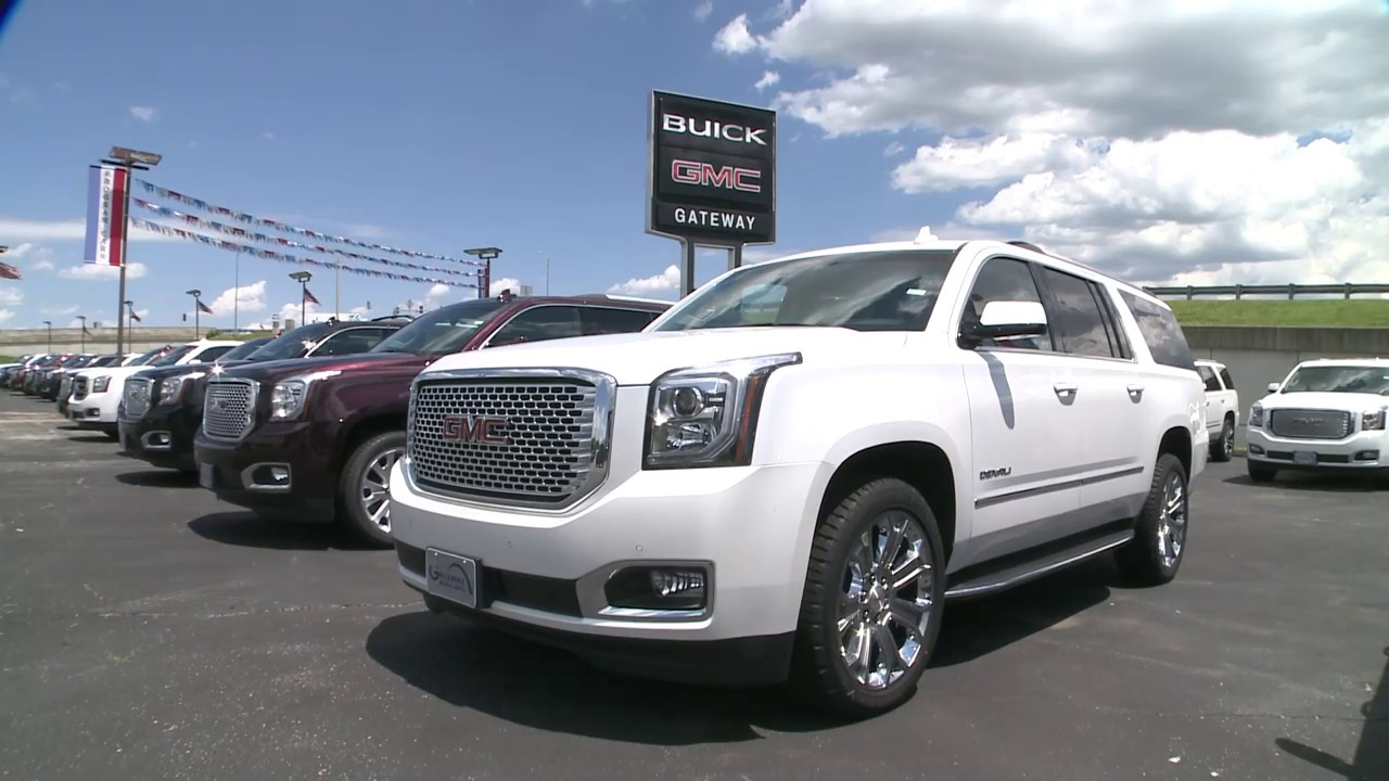 Gateway Buick GMC on Show Me St  Louis    YouTube Gateway Buick GMC on Show Me St  Louis