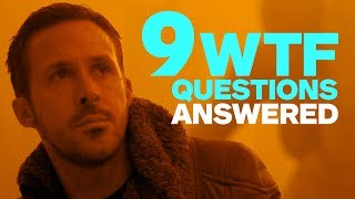 Blade Runner 2049 Director Answers 9 WTF Questions streaming