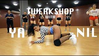 #Afro_Ragga (Afro Bros x Puri) Ft DeeJay TMX - Twerkshop with Yanil presented by Frontwerking