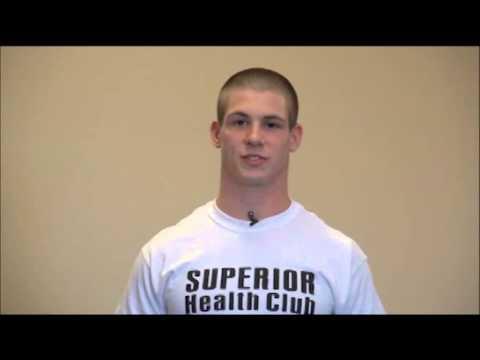 Superior Health Club- Scott Carlson CrossFit Director ... Scott Carlson Crossfit